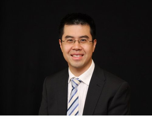 Dr Andrew Fong